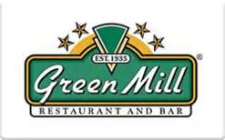 buy green mill restaurant gift cards raise - Green Mill Gift Card