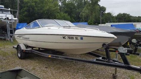 boats for sale marne mi 2003 stingray 180ls lx 18 foot 2003 stingray motor boat