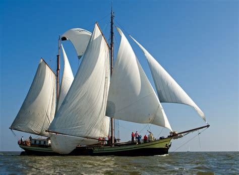 platbodem enkhuizen bree sant segelschiffe plattbodenschiff plattboot