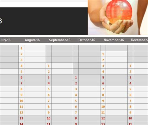 yearly calendar template photoshop yearly schedule template 187 template