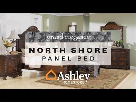 buy ashley furniture north shore panel bed north shore queen panel bed ashley furniture homestore