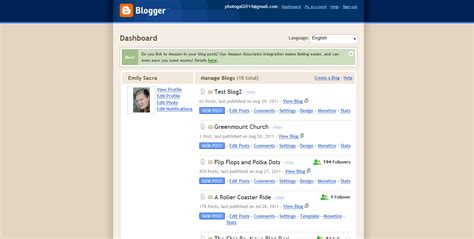 blogger uses the chic boutique blog design how to use blogger in draft