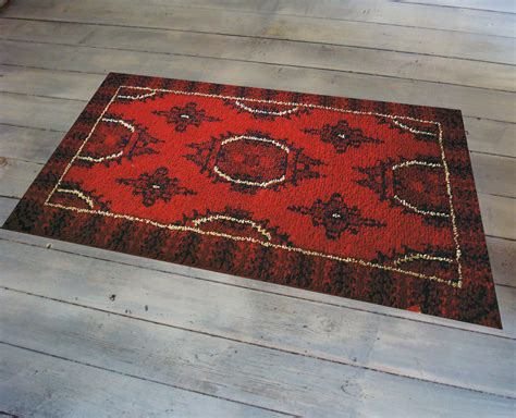 redicut rugs printed canvas latch hook rug kit calife 50cm x 100cm readicut co uk