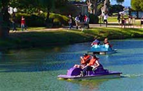 paddle boats dennis menace park monterey kids fun tidepooling monterey ca dennis the
