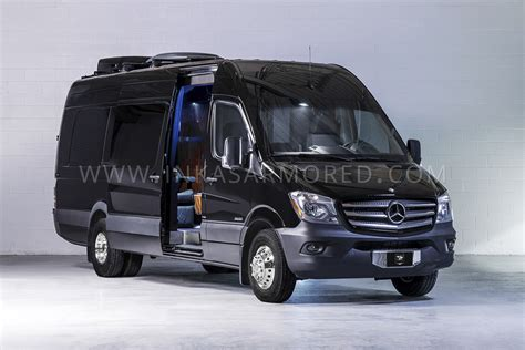 mercedes vehicles mercedes sprinter armored limousine for sale
