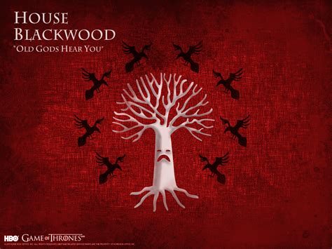 house of thrones house blackwood game of thrones wallpaper 32956634 fanpop