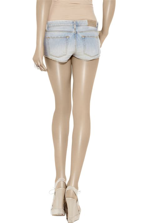 denim shorts the gallery for gt denim micro shorts