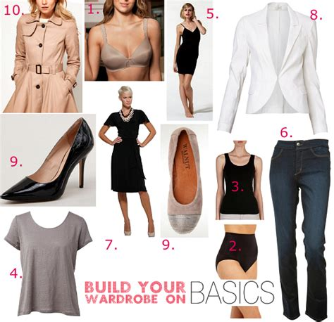 Wardrobe Basics For by Unlock Your Style In 14 Days Build Your Wardrobe On Basics