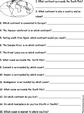 structure   earth worksheet ks