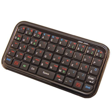 mini bluetooth keyboard qwertz