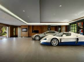 Inside Garage Designs Luxury Garages Where Women Have No Say Luxury Design