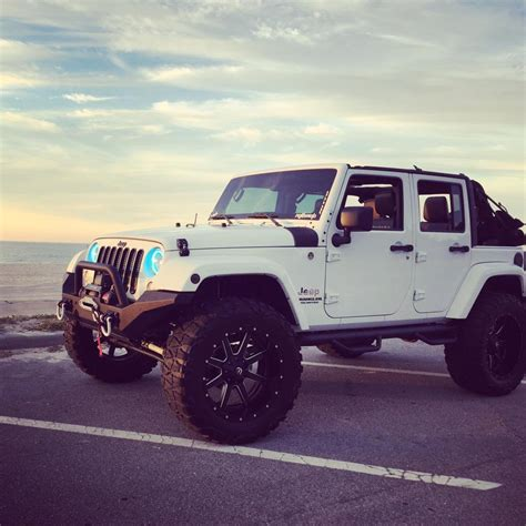 cool white jeep jeep on quot white jeep https t co