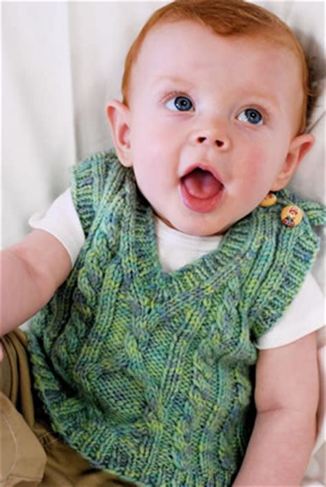baby knitted vest pattern knitted vest patterns a knitting