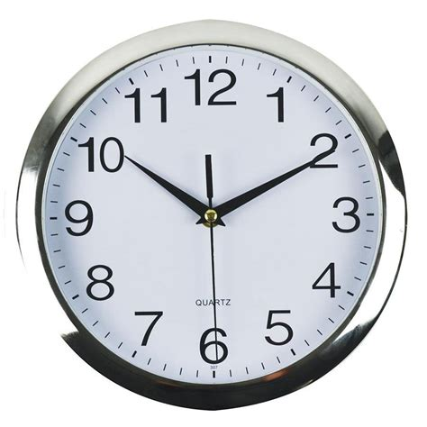 office wall clocks 260mm wall clock cos complete office supplies
