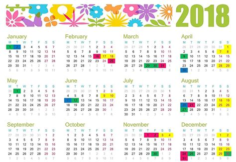 printable monthly calendar 2018 philippines philippines 2018 calendar printable template with official