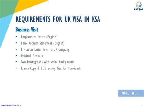 VISA REQUIREMENTS   Saudi Arabia to United Kingdom (UK