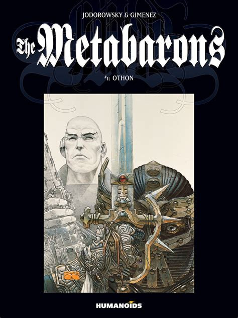 metabarons the the metabarons