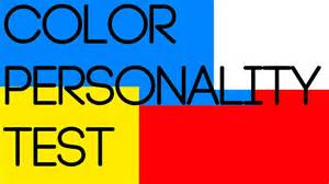 four color personality test javerants four color personality test