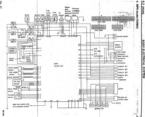 2002 subaru wrx wiring diagram 30 wiring diagram images