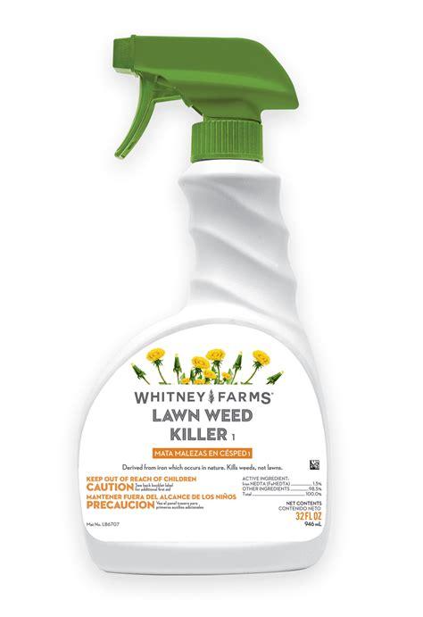 Garden Killer by Fast Acting Killer For Home Lawns