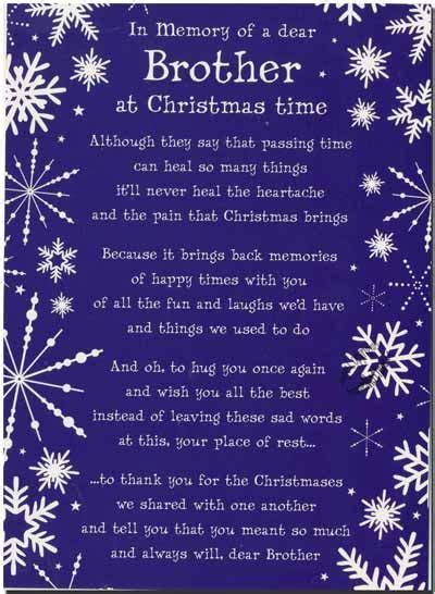 memory   dear brother  christmas time christmas  heaven heaven quotes missing