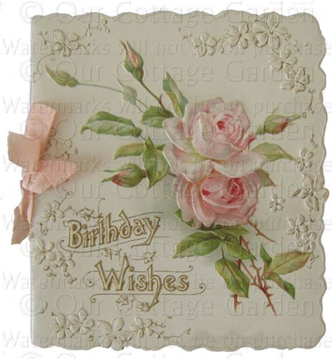 printable victorian birthday cards victorian birthday cards victorian birthday greeting