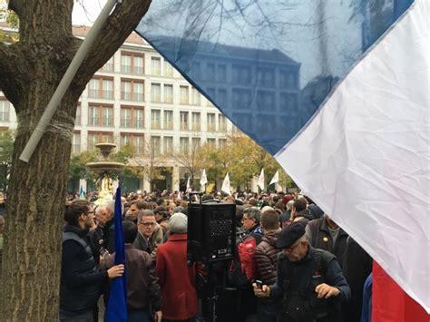 consolato norvegese a le ultime sugli attentati dell a parigi il post