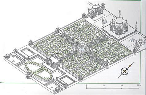 taj mahal garden layout history about taj mahal rahatahsan32