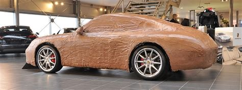 Lexus Chocolatte Coated chocolate covered porsche 911 car reviews by car enthusiast