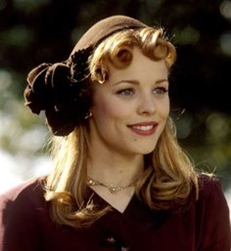 allie from the notebook hairstyles 1000 images about rachel mcadams on pinterest rachel