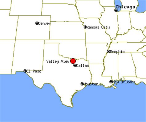 valley view texas map valley view profile valley view tx population crime map