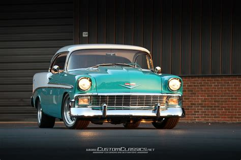 chevrolet bel air 56 1956 chevrolet bel air for sale custom classics