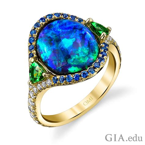 Wedding Anniversary Opal by Wedding Anniversary Gemstone List Years 11 Through 20