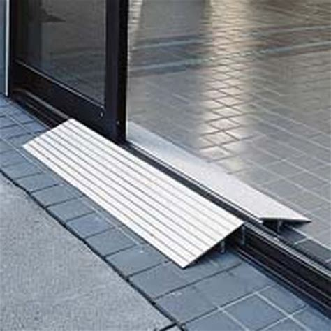 Threshold Ramp   HME Mobility & Accessibility