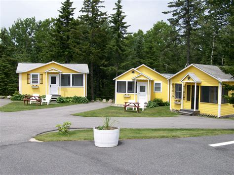 Bar Harbor Maine Cottages And Cabins by Pictures Reservations Acadia Sunnyside Cottages Motel Bar