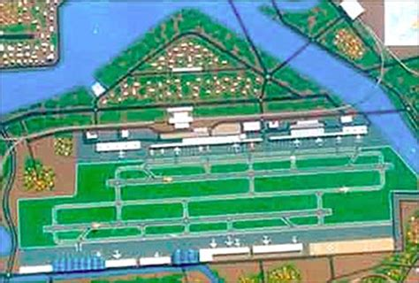 layout plan of navi mumbai airport navi mumbai airport a saga of controversies rediff com