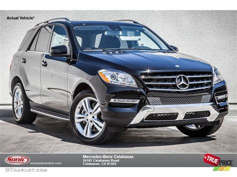 2015 black mercedes ml 350 96630000 photo 2 gtcarlot car color galleries
