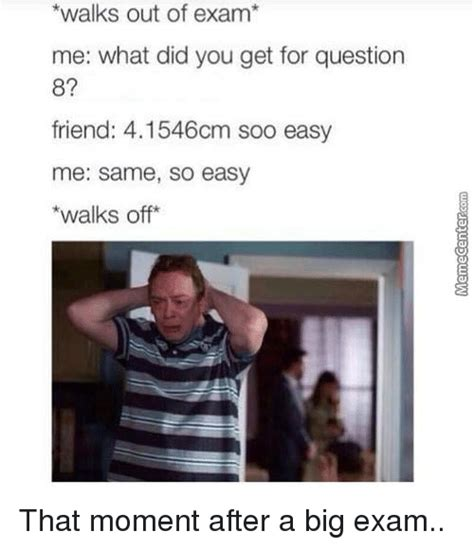 So What Did You Get by Walks Out Of Me What Did You Get For Question 8