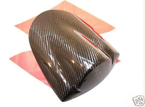Motorrad Sozius Gewicht by F 252 R Suzuki Carbon Sozius Abdeckung Gsx R600 750 K6 K7
