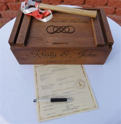 Letter Wine Box 1000 Images About Wedding Ideas On News Articles Wedding Guest And Unplugged Wedding