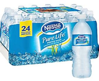 nestle water deal  packs    shoprite  living rich  coupons