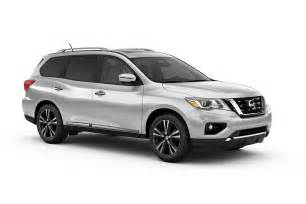Nissan Pathfinder 2017 Nissan Pathfinder Reviews And Rating Motor Trend