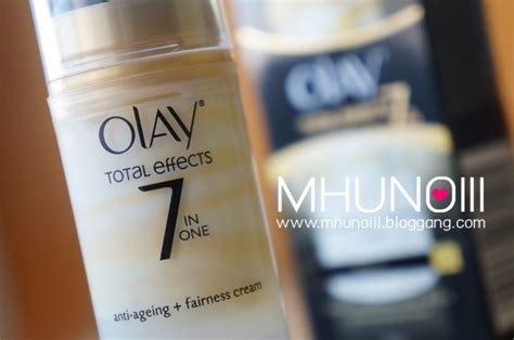 Olay Total Effect Anti Ageing Fairness Review bloggang saray review olay total effects anti