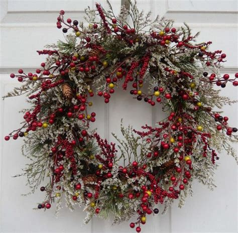 the most elegant christmas wreaths that you can buy online