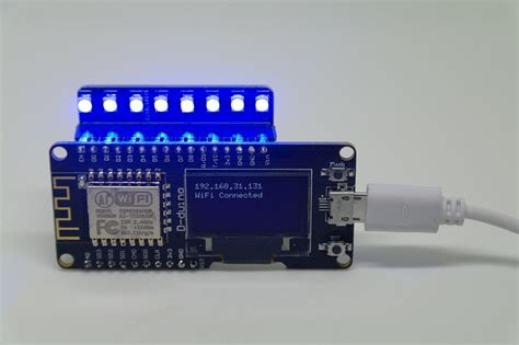Led Hiled High Light Blue Led Shield D Duino From Lspoplove On Tindie