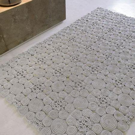 sisal rope rug home dzine craft ideas how to make jute sisal twine or cotton rope rugs