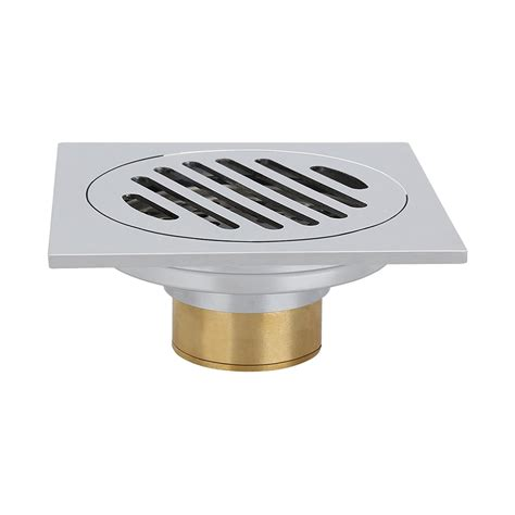 smelly drain in bathroom floor stainless steel floor drainage shower drainage bath