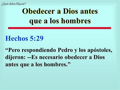 antes de que los es mejor obedecer a dios antes que a los hombres pastor evangelista roy alban youtube