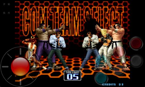 free king of fighters 2002 free king of fighters 2002 android apk free - King Of Fighter 2002 Apk