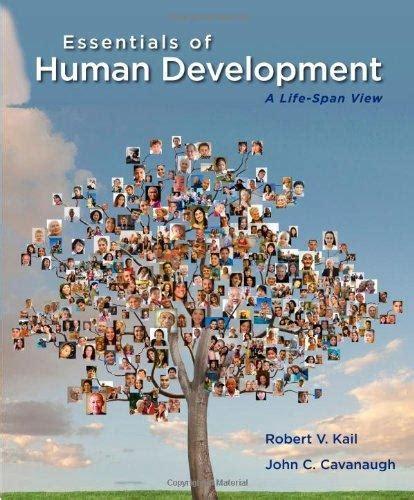 human development a span view books 9781133943440 essentials of human development a